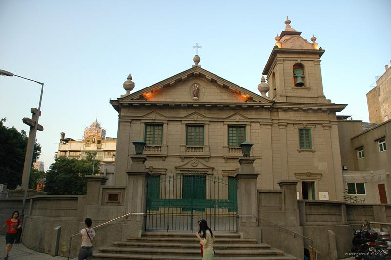 聖安多尼教堂 St. Anthony's Church