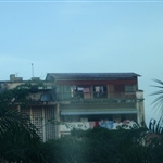 Phnom Pehn from my window