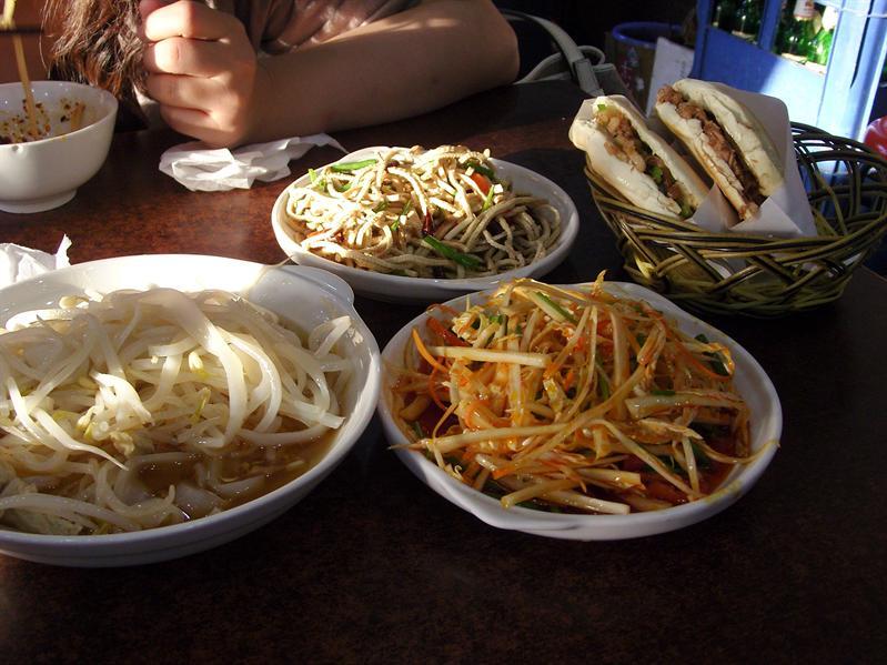 Spécialités du Shaanxi