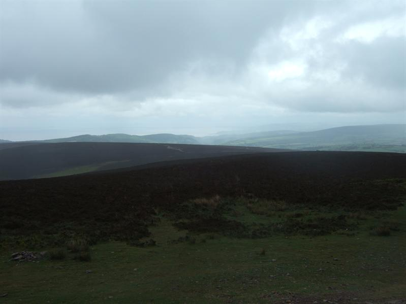 View from Dunkery Beacon