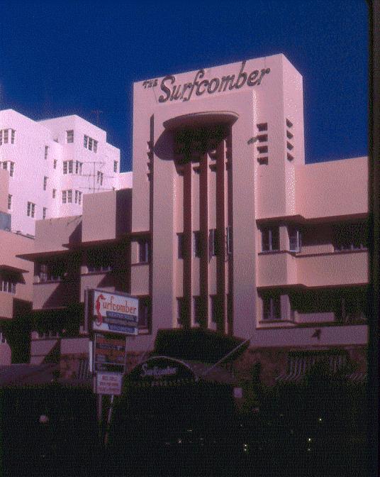 Hotel Surfcomber