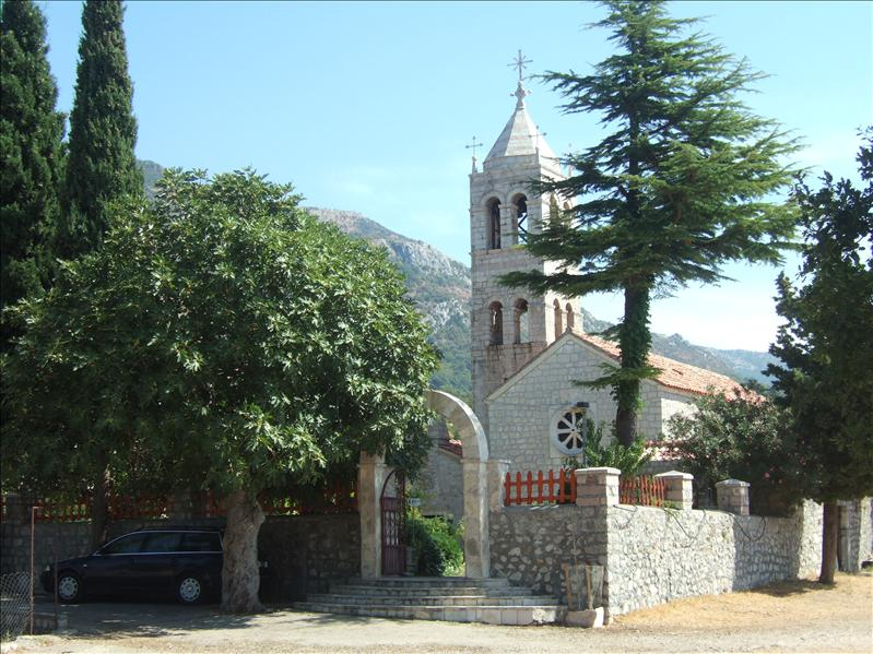 The Monastery of Rezevici