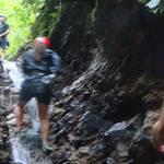 Waterfall Repelling, La Fortuna, Costa Rica