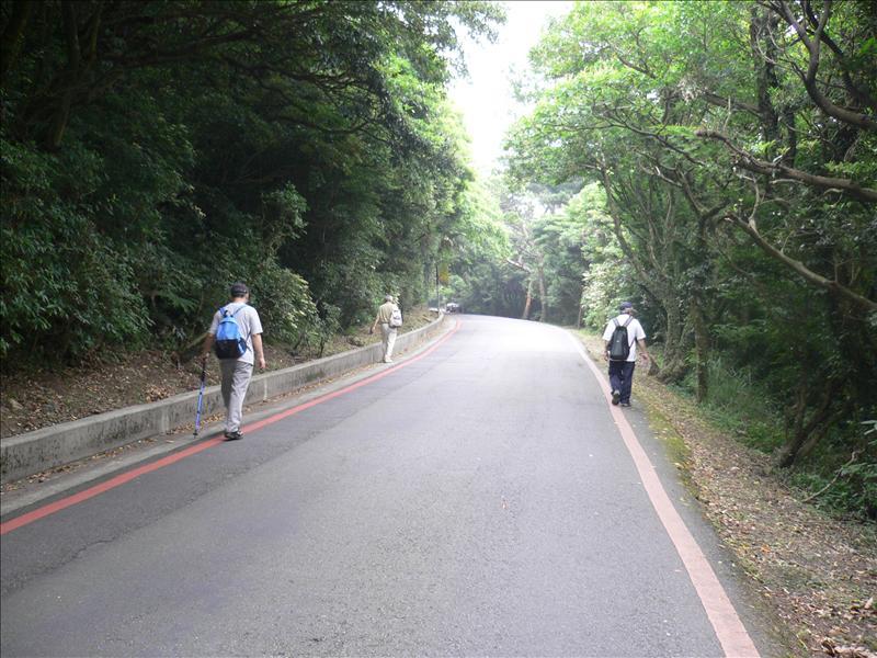 非假日的巴拉卡公路被我們獨占