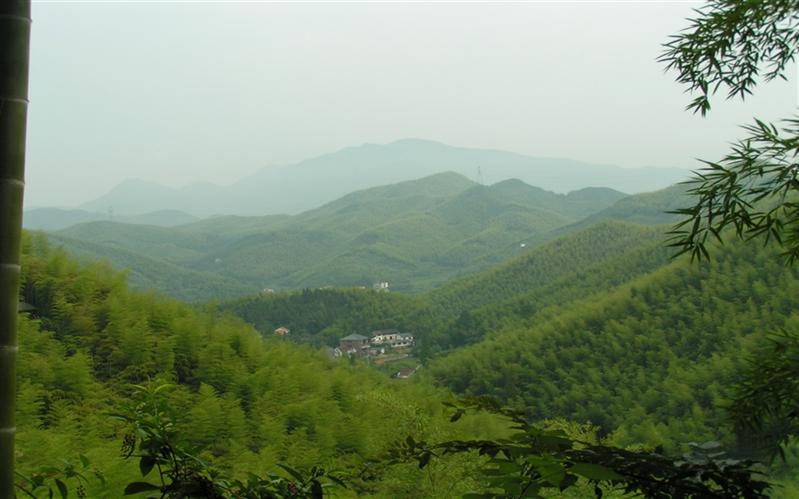 山沟沟,(ShanGoGo), ZheJiang, China