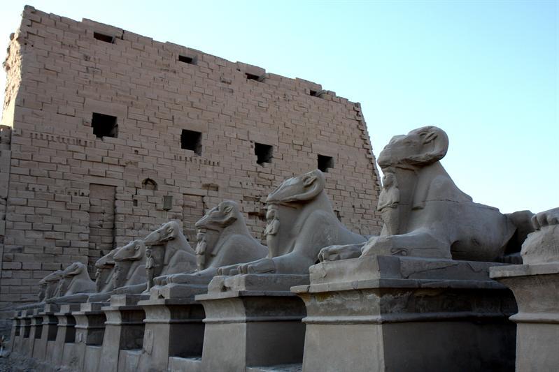 Dag 17: Karnak en Luxor Temple