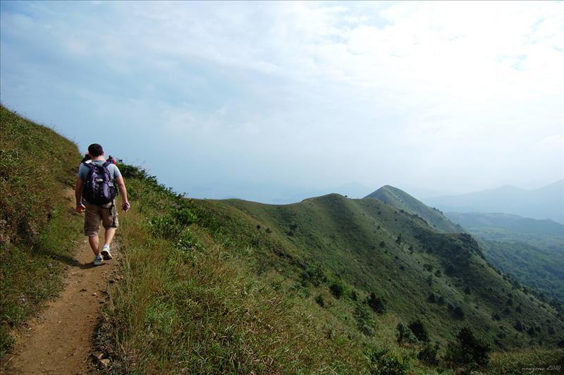 彎曲山 Wan Cook Shan
