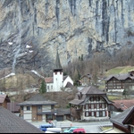 Skiing and Excursions from Lauterbrunnen (2010)
