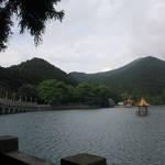 Centre Area,LuShan(庐山),JiangXi(江西),China,Jun 2012