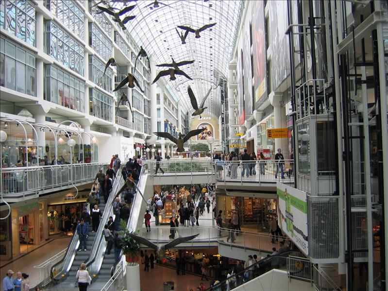 Toronto - Seers Mall 2