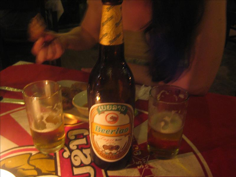 Beerlao - better than German beer