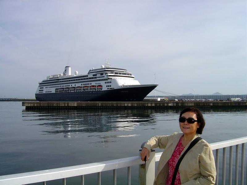 AOMORI sea-port
