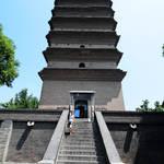 小雁塔 Small Wild Goose Pagoda