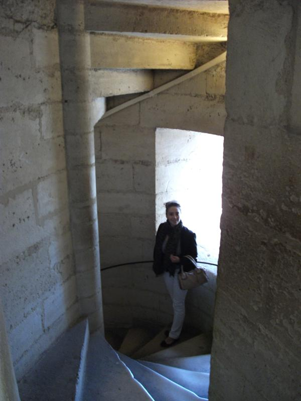 Stairwell @ Notre Dame