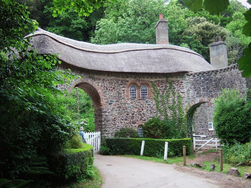 Porlock Weir - Toll Gate