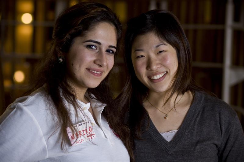 Mariko & Yu