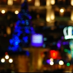 20111225 尖沙咀聖誕商場裝飾