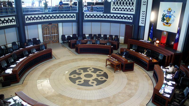 索羅門國會