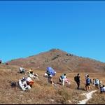 雙東坳望蓮花山