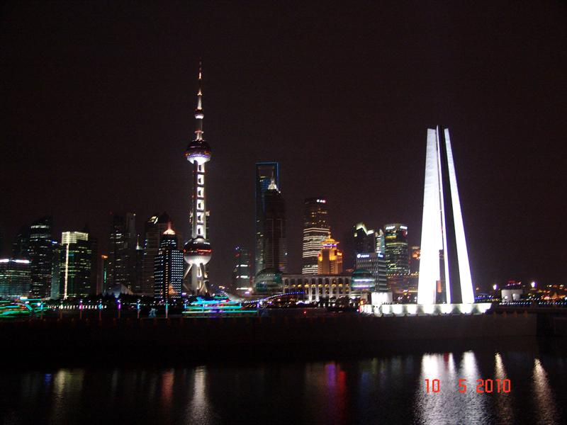 外滩夜景 bund night