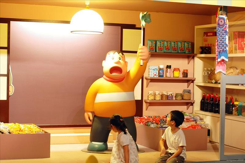 多啦A夢故事館 Doraemon Show Room