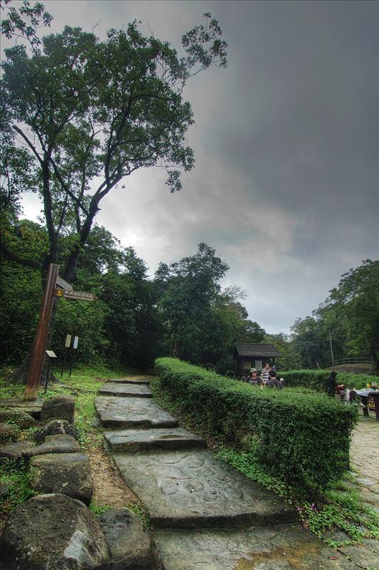 水浪窩 Shui Long Wo