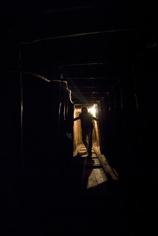 Tunnel of Hope - Sarajevo