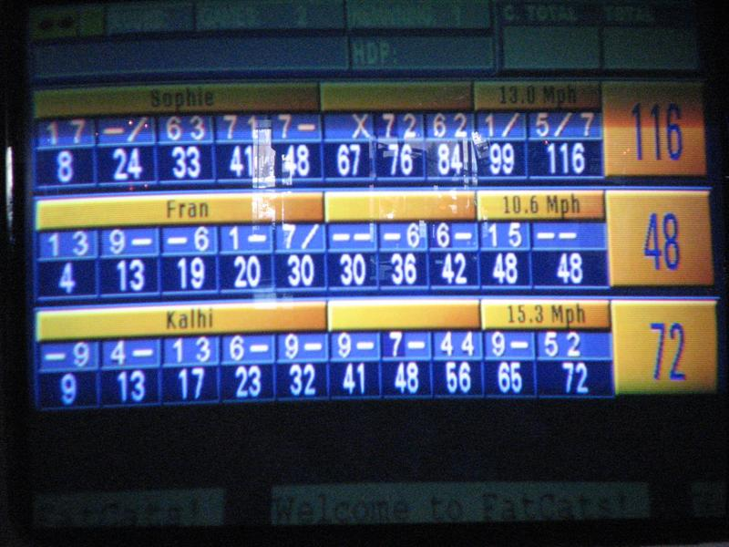 2nd Sophie dominated