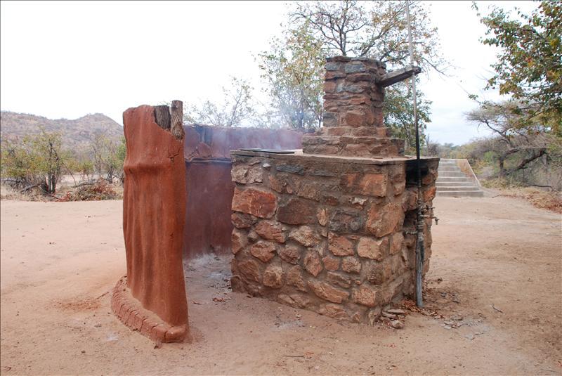 Donkey boiler / système pour faure chauffer l'eau