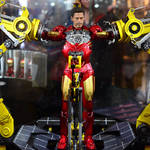 鐵甲奇俠展覽 Iron Man Suit Up At Hysan Place