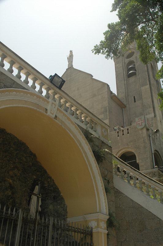 主教山小教堂