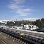 Rod Laver stadium
