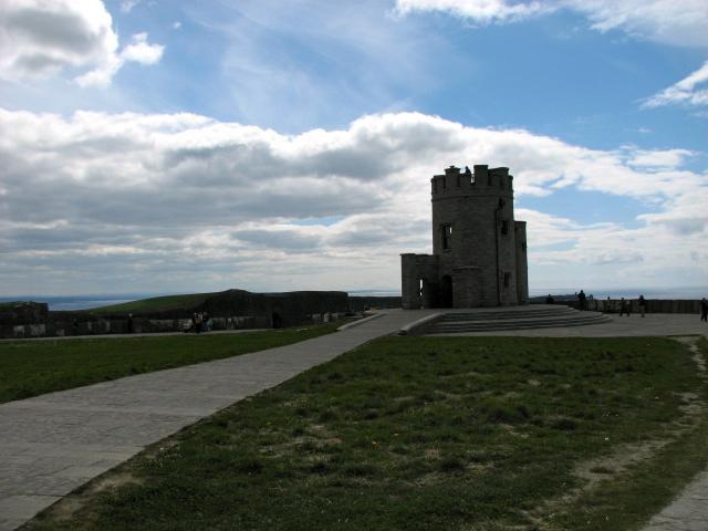 Fake castle