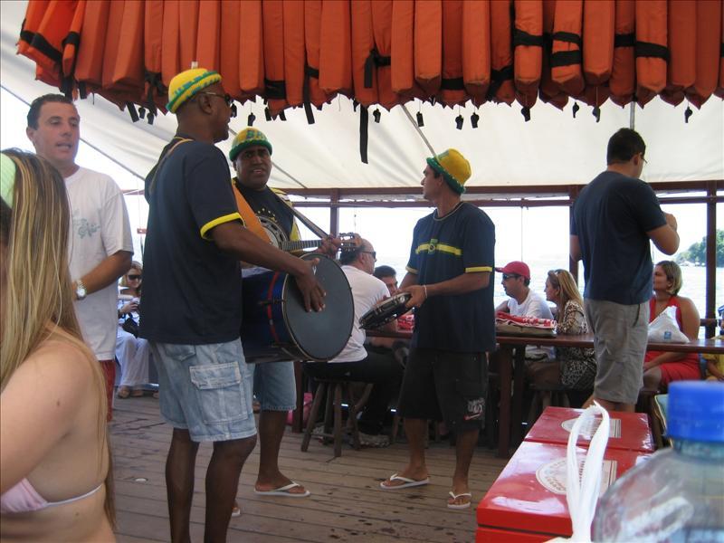 boat band