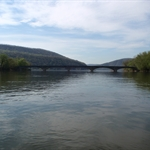 Susquehanna & Juniata Rivers 4-8-2010