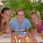 The 2010 Reunion: Tawnia, Ann and Abby!!