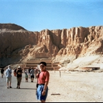 Temple of Queen Hatshepsut, West Bank, Luxor, Egypt