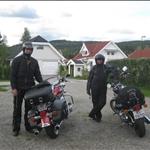Harley trip 2008