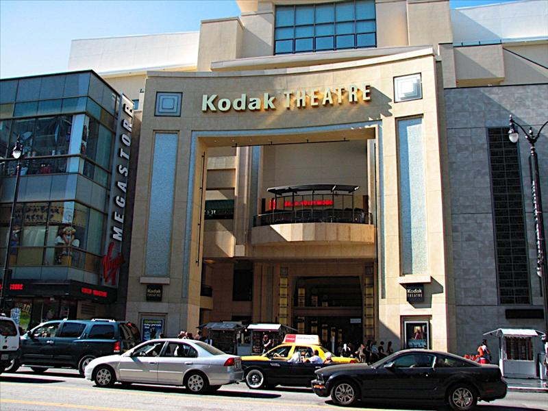 Kodak Theater - Home of the Academy Awards
