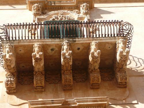 Nicolaci Palace Noto