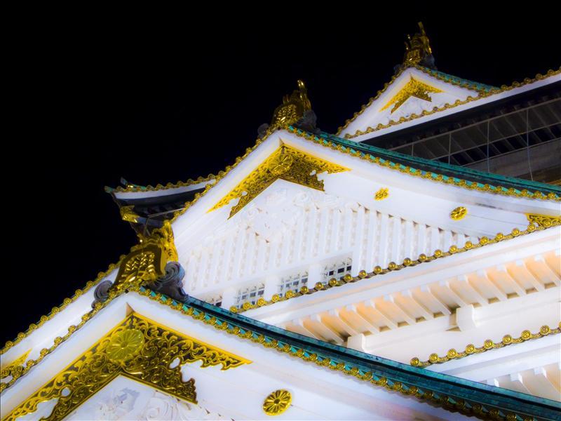 Castle Of Osaka