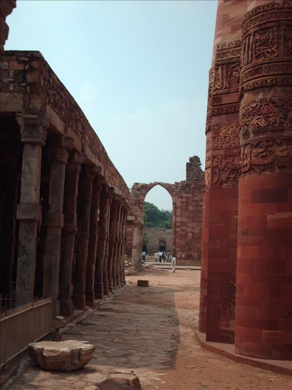 Close-up - Qutub Minar