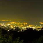 04 Oct '08 - Kobe from Mt. Rokko