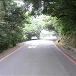 非假日的巴拉卡公路非常寧靜