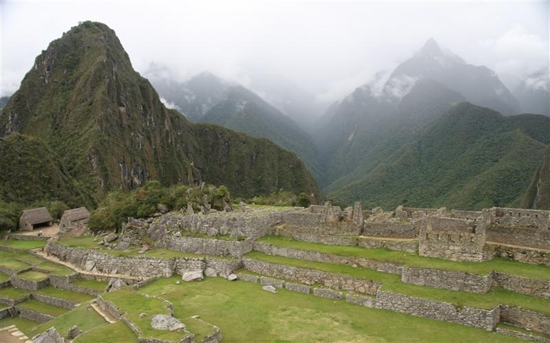Machu Picchu, Peru, South America