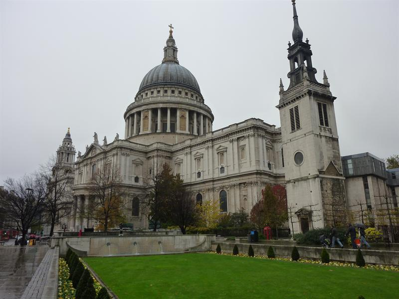 Saint Paul's Church, London (11.14)