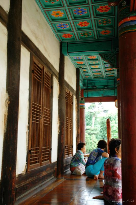 奉恩寺 Bongeunsa Temple