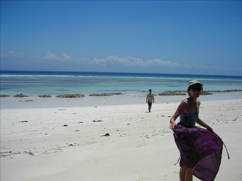 Maman•Kenny•Zanzibar