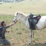 Horse-Riding in Gorkhi-Terelj Reserve, Mongolia, 18.7.2010