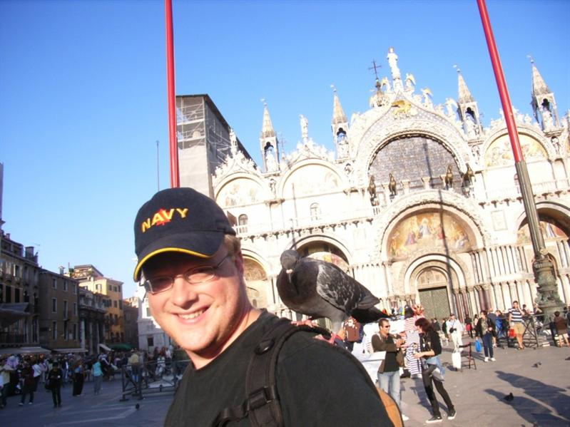 San Marco Pigeon